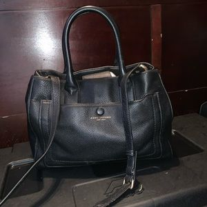 Marc Jacob Black leather purse